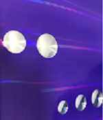 We have new Hologram UV curable Coating CJ-4306 which  improving the adhesion of PET film.